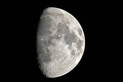 Waxing Moon 190214 007.jpg (juergen.mangelsdorf) Tags: mond astronomie astrophotography