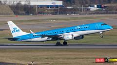 PH-EZD E190 KLM