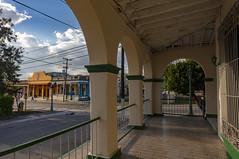 Views of Calle Real from the city Hall (lezumbalaberenjena) Tags: camajuani camajuaní villas villa clara 2019 lezumbalaberenjena