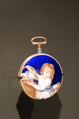 Hand-painted pendant (quinet) Tags: 2017 amsterdam antik netherlands rijksmuseum ancien antique museum musée