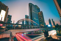 Chong Nonsi Station 2 | Bangkok (kachaneawsuparp) Tags: a7rii a7 asia bangkok cityscape landscape l lens fe fullframe f28 1635 1635gm 16mm gm gmaster peatkacha thailand 35mm emount 35