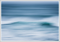 Rolling in (adam_pierz) Tags: coast sea waves water cornwall olympusomd micro43 microfourthirds blue gwynver sennen