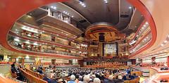 Birmingham Symphony Hall. (Manoo Mistry) Tags: birmingham birminghampostandmail birminghamuk englanduk westmidlands architecture modernarchitecture panorama panoramic nikon nikoncoolpixl120 symphonyhall birminghamsymphonyhall
