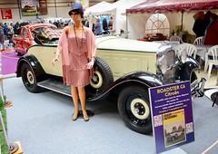 DSC_4529 (azu250) Tags: oldtimerbeurs reims 32 salon champnois belles champenoises 32eme 2019 voitures collection oldtimer car citroen c6 roadster