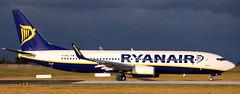 Boeing 737-8AS EI-ENL (707-348C) Tags: dublinairport dublin eidw passenger airliner jetliner boeing boeing737 b738 ryanair ryr ireland dub 2011 eienl