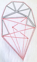 Game Theory (Daniel Ari Friedman) Tags: art drawing draw red black danielarifriedman daniel friedman science philosophy paper pen ink creative artistic geometry topology mathematics cartoon freehand freedraw craft
