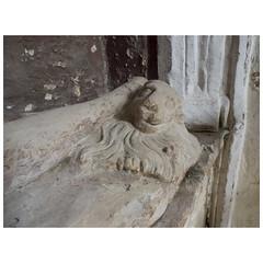 Guardian (badger_beard) Tags: st augustine canterbury burrough green cambridgeshire south cambs east newmarket parish church england lion monument