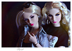 Lilith&Eden (Myrzuk) Tags: reliable source eden blair nu face fashion royalty lilith the great pretender
