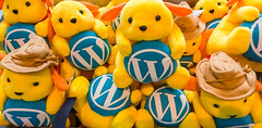 The WordPress Wapuu (JavaJoba) Tags: wordpress swag wordcamp wapuu