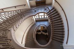 Kammergericht (Frank Guschmann) Tags: 30 elsholzstrase kammergericht treppe treppenhaus frankguschmann nikond500 d500 nikon