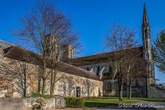Laon - Abbaye Saint-Martin (np7laphotopassion) Tags: abbaye aisne hautsdefrance laon
