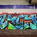 Graffiti in Wien/Vienna 2019