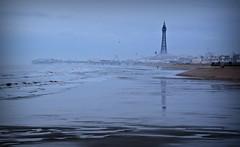 Blackpool (plot19) Tags: britain blackpool landscape light love nikon north northwest northern now plot19 photography england english british tower sand coast coastline