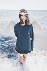 angel (LDN AIZAWA) Tags: edit photoshop surreal angel
