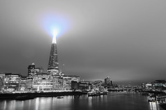 Grand Cannon (aFieW Photography) Tags: approved britain uk england london shrad tower bridge river themes grand cannon black white bw landscape city scape