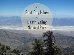 Best Day Hikes in Death Valley (annestravels2) Tags: deathvalleynationalpark badwater telescopepeak california bristleconepine desert