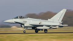 ZK377/377 TYPHOON 3sqn RAF (MANX NORTON) Tags: raf coningsby egxc tornado hawk tucano qra typhoon eurofighter a400 atlas f35 lightning