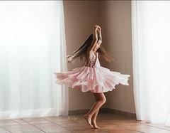 Dream Dancer (agirygula) Tags: dance dream dancing ballerina prima primaballerina tutu tütü design fashion fashionista beautiful longhair barfoot light natural lifestyle airy child childhoodmemories family childportrait