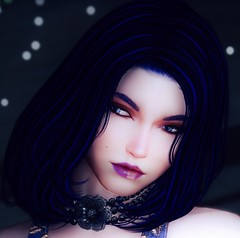 72850_20190222234909_1 (SasakiPajero) Tags: enb elder screenshot 3d tes tesv shorthair girl face maiden skyrim scrolls snapdragonprimeenb portrait