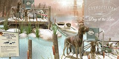 │T│L│C│@ The Cosmopolitan until March 09, 2019 (- TRUE & LAUTLOS CREATIONS -) Tags: tlc home collection cosmopolitan biweekly event pointer dog puppy puppies animated animal sl second life secondlife mesh store german shorthair v beautiful very cute
