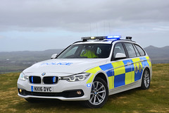 NX16 DVC (S11 AUN) Tags: cleveland police bmw 330d 3series touring anpr traffic car roads policing rpu 999 emergency vehicle policeinterceptors nx16dvc