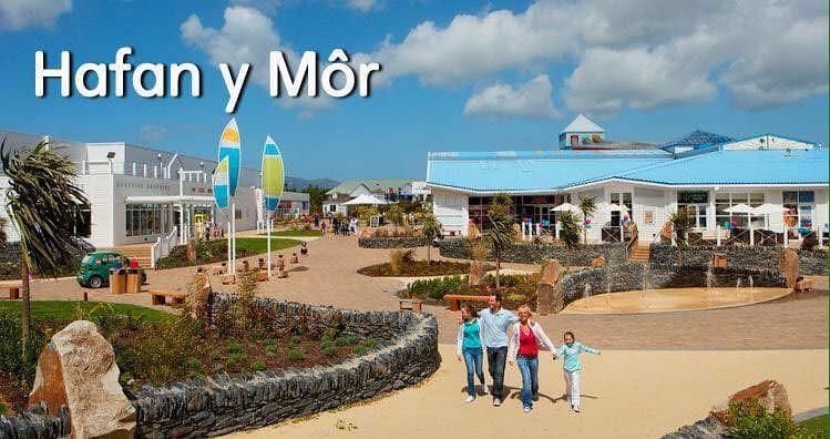 Hafan Y Mor Holiday Park