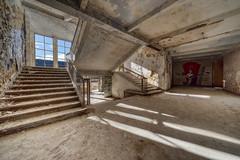 CCCP flightschool (Jan Hoogendoorn) Tags: duitsland germany urbex urbanexploring vervallen verlaten abandoned decayed cccpflightschool