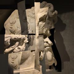 Portrait - Retrato (COLINA PACO) Tags: retrato ritratto portrait collage photoshop photomanipulation fotomanipulación fotomontaje franciscocolina sculpture escultura