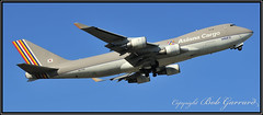 HL7419 Asiana Airlines (Bob Garrard) Tags: hl7419 asiana airlines boeing 747 cargo anc panc