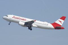 Austrian Airlines Airbus A320-214; OE-LBK@ZRH;23.03.2019 (Aero Icarus) Tags: zrh zürichkloten zürichflughafen zurichairport lszh plane avion aircraft flugzeug