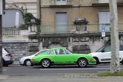 Porsche 911 classic (Clément Tainturier) Tags: genève geneva supercars hypercars gt supercar hypercar exotic swisscars swiss suisse switzerland porsche 911 classic viper grun green