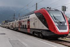 SBB Twindexx in Innsbruck (The Rail Net) Tags: öbb sbb cff ffs innsbruck bahnhof