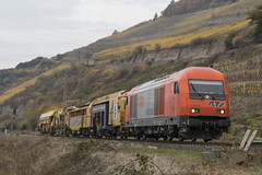 D RTS 2016 908 Lorch 09-11-2018 (peters452002) Tags: peters452002 duitsland diesel diesellok ferrovia germany trains train trein treinen twop transportation railways railway railroad railroads rail railinfra rts swietelsky clickcamera jalalspagestransportationalbum lokomotive lokomotief locomotive spoor spoorwegen eisenbahn bahn