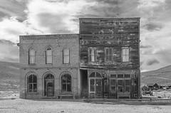 78 Jahre nach Ansel Adams - Bodie California (ulrichcziollek) Tags: bodie california blackwhite schwarzweiss adams ansel ghosttown