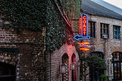 Alley Bar (mattb105) Tags: neon sign alley urban city travel