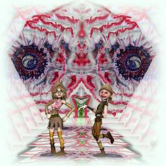 Hi! Welcome to our fantastic fantasy-house (SØS: Thank you for all faves + visits) Tags: digitalartwork art kunstnerisk manipulation solveigøsterøschrøder artistic elf fantasi fun fantasy fairy story mirror