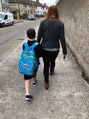 Back to School 2018-9 (romoophotos) Tags: 2018 cian cianmooney karenmooney back eabha school sundriveroad dublin ireland ie