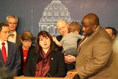 Gun Violence Reduction Bills Press Conference