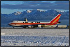 N403KZ Kalitta Air (Bob Garrard) Tags: n403kz kalitta air boeing 747 anc panc