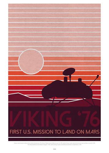19-Affiche // 50x70 // Viking
