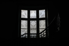 Brightness (Michal Zawolek) Tags: krakow kraków krakau krakov cracow cracovia poland polska polen window windows handrail dark bright contrast highcontrast high