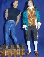 """Louis - """"Interview with the Vampire"""" (Cremdon) Tags: figuremasters louis vampire 16scale actionfigures interviewwiththevampire tbleaguem30"""