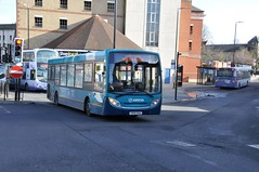 GN58BUE (Common Buzzard) Tags: colchester essex buses busstation arriva vehicle alexander dennis