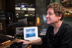 Doug Schulkind in Studio C (jbm0) Tags: 901 911fm 911 919 wfmumarathon freeformradio wfmuorg 2019 dougschulkind fm marathon wfmu wfmumarathon2019 wmfu freeform fundraising radio jerseycity nj usa us