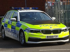 Leicestershire Police (BX68 FTF) (ferryjammy) Tags: police leicestershire bx68ftf
