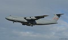 87-0039 LOCKHEED C5-M SUPER GALAXY USAF (Apple Bowl) Tags: 870039 lockheed c5m super galaxy united states air force westover raf waddington uk