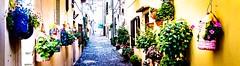 Alghero (Eric Bernardet) Tags: city street italy italie italia sardaigne sardinia alghero