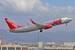 G-JZHH Boeing 737-85P Jet2.com Named Jet2 Costa Brava AGP 30-03-19 (PlanecrazyUK) Tags: lemg malaga–costadelsolairport malaga costadelsol gjzhh boeing73785p jet2com namedjet2costabrava agp 300319