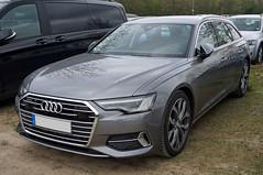 2018 Audi C8 A6 Kombi Front (Joachim_Hofmann) Tags: auto fahrzeug audi 4ringe volkswagenkonzern a6 kombi kraftfahrzeug kfz