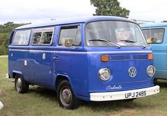 UPJ 248S (3) (Nivek.Old.Gold) Tags: 1978 volkswagen camper 1584cc latebay cinderella